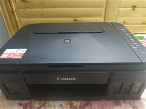 多功能�o�打印一�w�C,佳能G3800大容量�B供可加墨彩色。