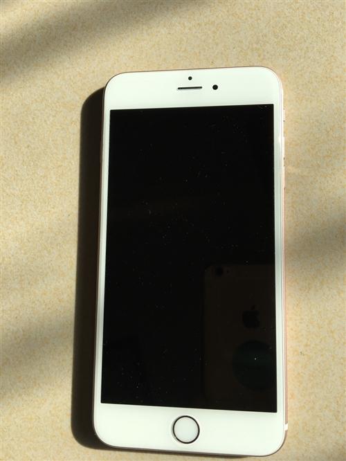 苹果手机iPhone6s  plus 九九新,32G有意者价格还可商议