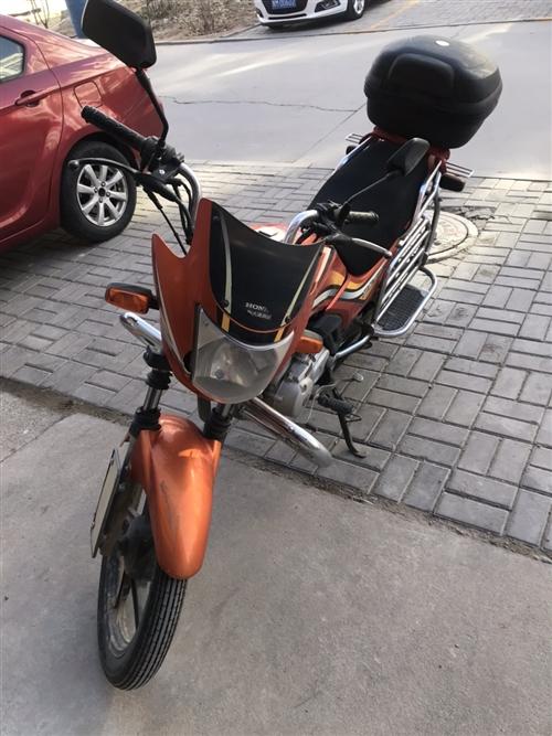 新大洲本田150摩托車出售,車況良好。省油動力足。外賣好幫手,有需要的可以隨時聯系我看車,車在左旗。...