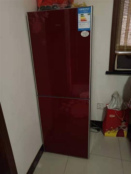 海爾冰箱,低價出售,狀態良好,只售澄城本地,看上的聯系。