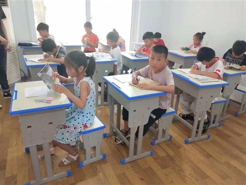 **中小學生課桌椅學校輔導班培訓班午托部固定升降桌椅    廠家直銷  黑板白板等教學辦公教...