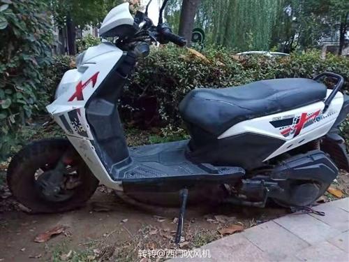 二手閑置摩托車出售!700元,聯系電話13501739939