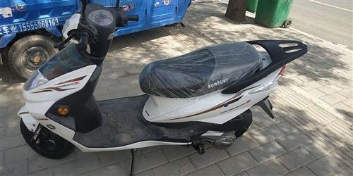 出售九成新踏板摩托車,手續齊全,有需要的便宜處理