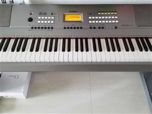 YAMAHA 电钢琴   本交易仅支持自提   雅马哈电钢琴KBP300   九成新  面上有一块...
