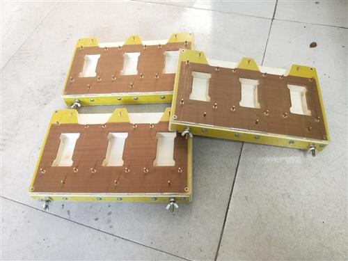 吸塑與咔紙封口包裝模具