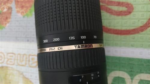 腾龙70-300防抖vc二代,无磕无碰无修