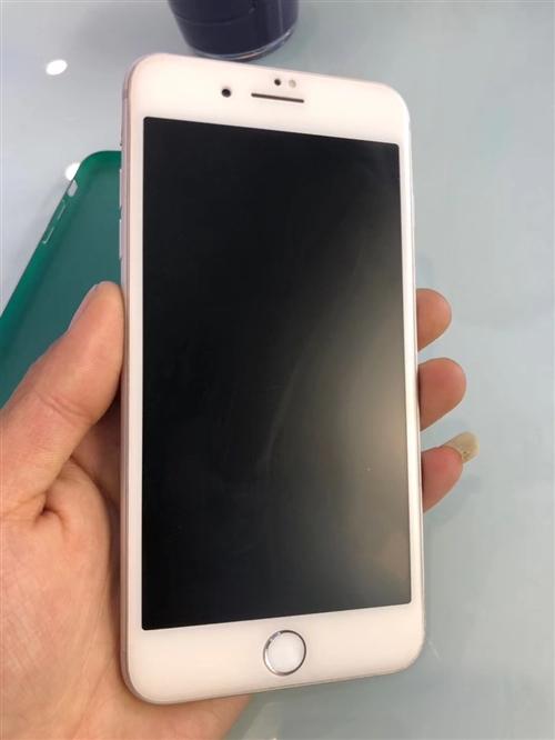 出一台自用iPhone7Plus,128G内存,国行机,成色如图 95新,爱思全绿,无拆无修无进水几...