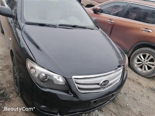 比亞迪中級車,2012年上戶,自動擋帶天窗,日產合資無極變速箱,1萬多塊錢賣!