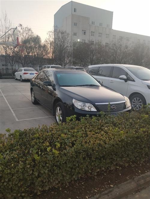 自有比亚迪F6,保养良好,车在县城,有意者随时看车试车。