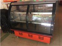 冰原冷藏展示柜保鲜商熟食烧烤串串凉菜展示柜