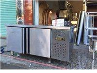 工作台冰柜 蒸包炉展示柜 压面机  肠粉机等设备