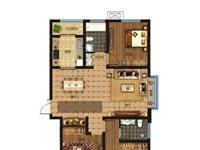 正商博雅華庭   電梯雙氣房  127平方三室    總價60萬  電話17724846565