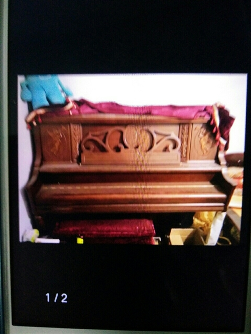 香港嘉德威鋼琴,幾乎**,原價18000元,現價6000元,送鋼琴凳和考級教材,鋼琴在磷礦,上門自提...