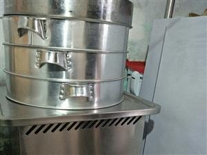 早餐店用的蒸汽炉,**的买过来只用了13天,有18个不锈钢小蒸笼,两个大蒸笼,一共买过来花了1060...