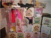 搬家寶寶衣柜低價出售