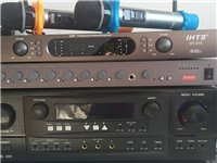 专业进口KTV唱歌功放,无线话筒,效果超好,因搬家转让,有喜欢的联系,非诚勿扰,本省内可包邮,外省邮...