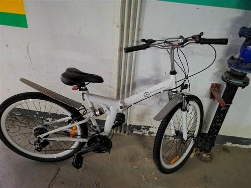 出售奔驰自行车一辆,没有用过,价格600元。