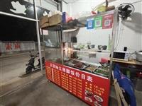 出售湯粉架子九五成新 原價1650元。長1.8  寬0.6 高1.7,生意不好做 低價出售1000元...