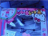 一批儿童感应飞行玩具便宜处理。