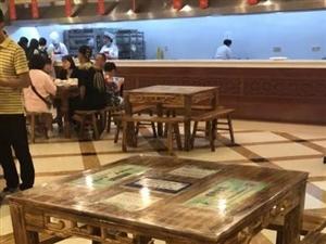 厂家直销中餐桌,火锅桌,椅子,凳子等 欢迎订购