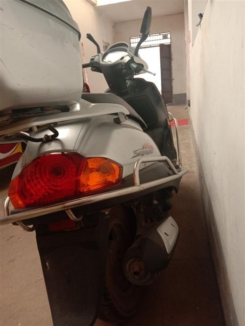 本人有一輛豪爵宇鉆125摩托車七八成新,因本人有時候再外地干活,車在家里閑置,現在便宜處理1500有...