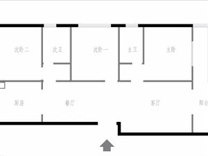 江南 江正街 三居室[愉快]在二�恰kx江�也近 走�刹骄褪枪�交站�_的。生活便利也很方便  旁�有幼��...