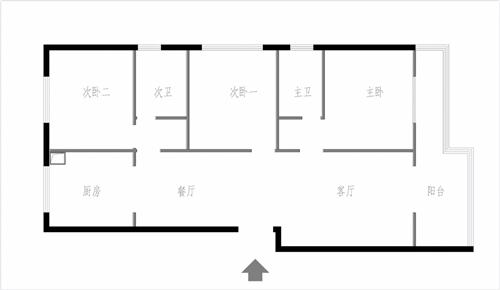 江南 江正街 三居室[愉快]在二樓。離江邊也近 走兩步就是公交站臺的。生活便利也很方便  旁邊有幼兒...