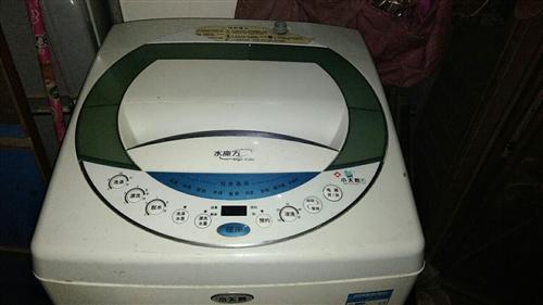 洗衣機很新的