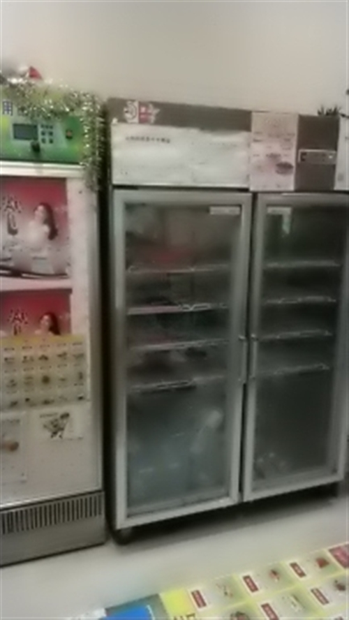 奶吧所有設備便宜轉讓           巴士殺菌機  發酵機   雙開門展示柜     冰柜   ...