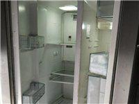 美的双开门冰箱低价处理1千块。
