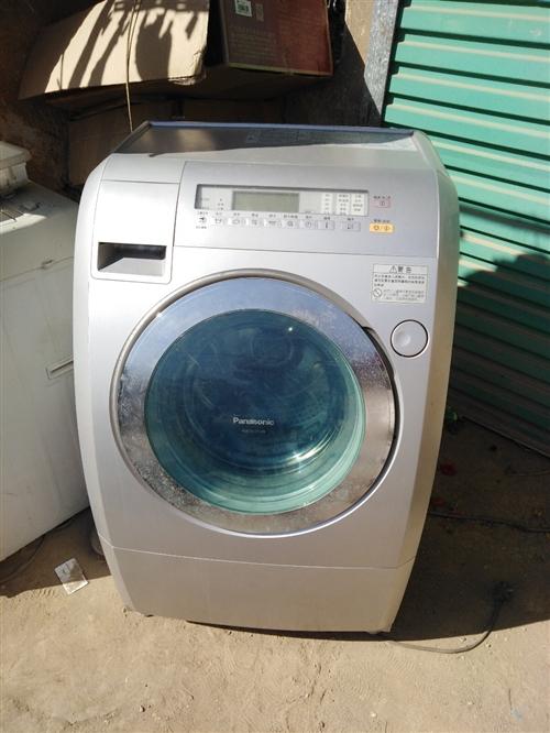 進口松下7公斤滾筒洗衣機,鬼子產品質量一流,龍南解放橋附近,15297735928
