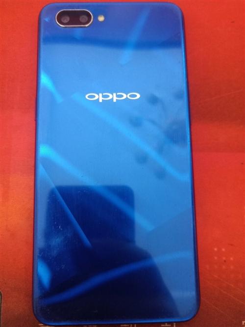 OPPO  A5   (8.6成新)  (幻境蓝)6.2超大刘海屏 运行内存4GB    内存64G...