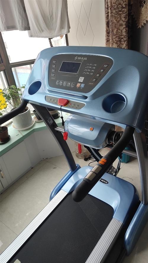 本人有一臺舒華跑步機  去年夏天買的   到手價2000現價1000,還可小刀