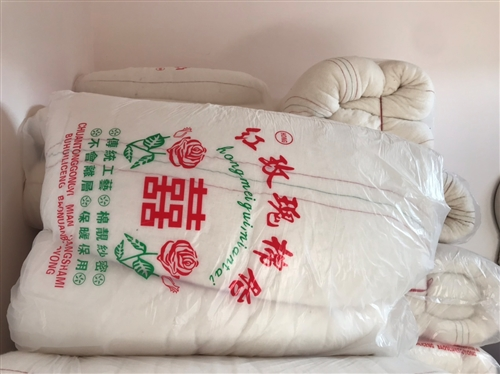 纯丝棉花被,六斤装,酒泉市区送货上门。