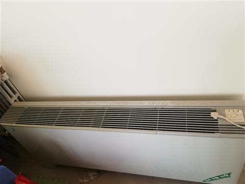 出售二手熱風機,可接地暖管和暖氣管(適合自燒暖氣或地暖),價格可商量,有意者聯系1533319779...