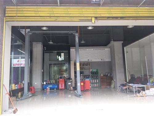 汽修設備轉讓。有龍門起重機,靜音氣泵,自動變速箱油更換機,自動更換剎車油機,洗車機,甩干機。