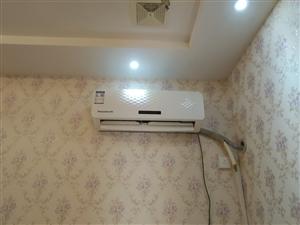 今年夏天装的35空调,牌子是中松的,还有冰箱洗衣机,空调还有3年保修,需要的联系我