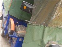 博技电动三轮车,99成新,开了不到40公里。
