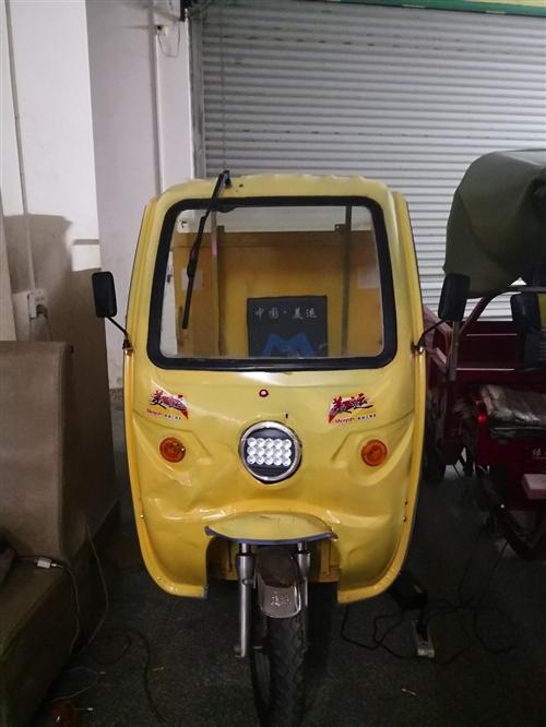 出售三轮●车2组大电池,送快递的,有意的联▲系我18976795156