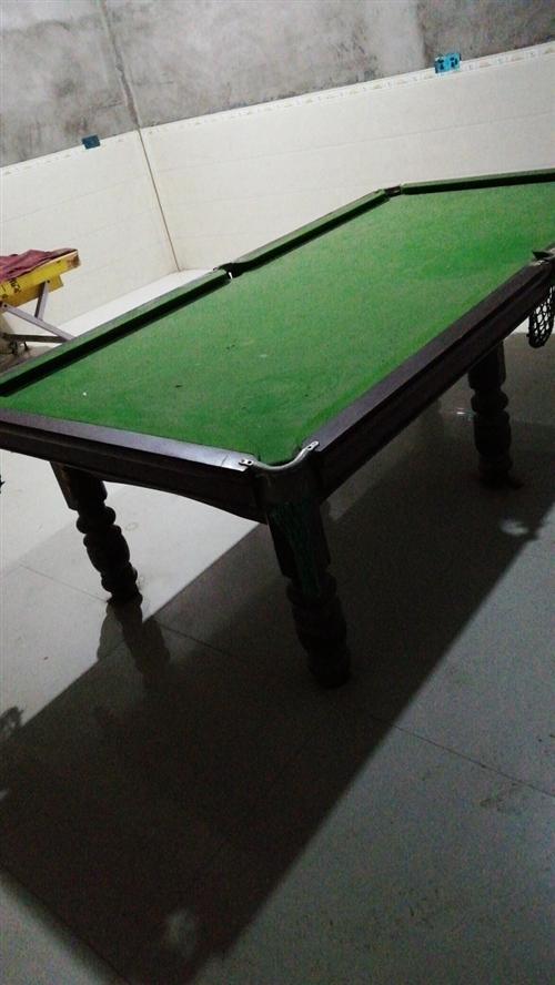 臺球桌,用了1年多,閑置在家
