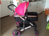 自己寶寶用的 寶寶長大了用不著了 多功能可用 帶寶寶出行方便