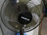 閑置電風扇,美菱牌,才買一年,裝了空調都沒用,30塊處理