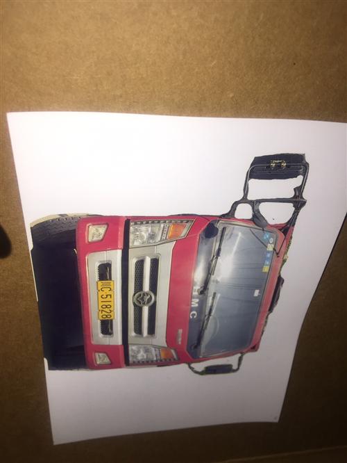 南俊自卸貨車黃牌私人戶2015上的戶 國4排放 才審了車買了保險