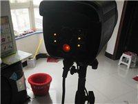 闲置照相馆用两台补光设备,含可伸缩三脚架。便宜处理。