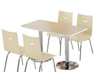 德克士专用餐椅10元一张处理,餐桌80元一张特价处理