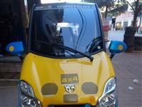 轉讓東威A8四輪電動車,車況精品,充電6小時,跑90公里,因本人換三輪摩托車,因此轉讓,原價格153...