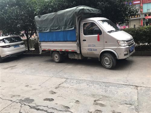 长安2.6米货箱原车,三年六万公里,无修无事故,商业险十个月,车况很好,价格无优惠