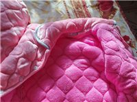**一次没穿过,,有点大,便宜出售,  ××L       珊瑚绒加厚睡衣