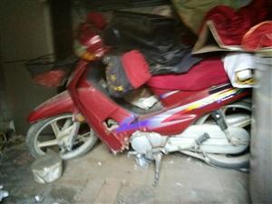 出售豪爵摩托车一辆成色好易起动价格美丽600元联系电话15732831896