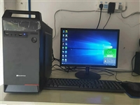 低价出工作室办公电脑一批,**电脑只使用了一个月,主机显示器包装箱都在,整机还可以保修一年,Inte...